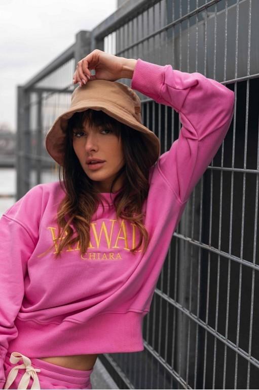 Chiara BLUZA HAWAII - PINK