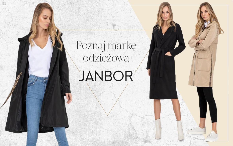 Janbor - polska marka odzieżowa